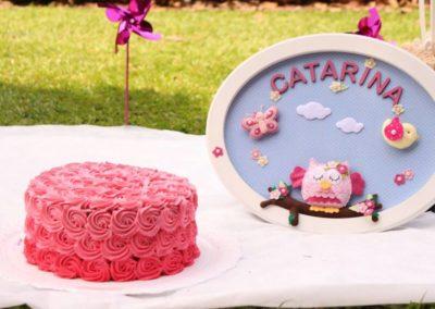 Smash the cake rosetas