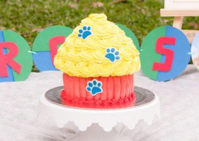 Smash the cake patrulha canina