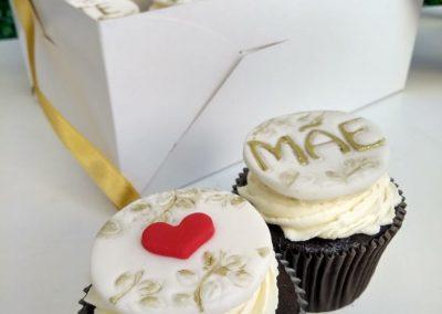 Caixa de cupcakes 2